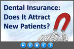 Dental insurance and new patients