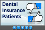 Dental practice management and dental insurance