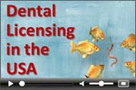 Dental license dentist survey video